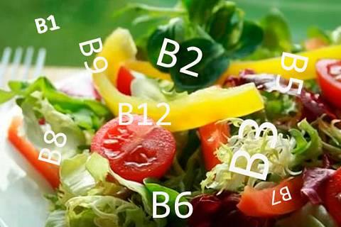 Витамины группы B: польза, польза и еще раз польза!
